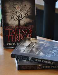 Chris Priestley, Uncle Montague's Tales of Terror