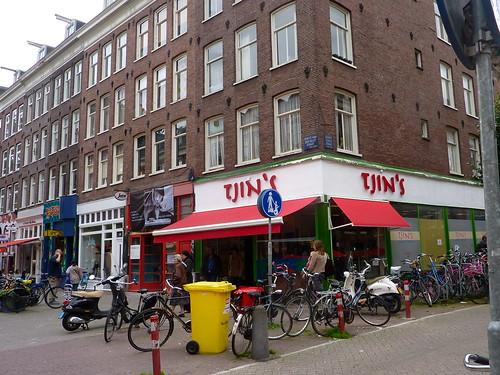 Tjin's Toko Amsterdam