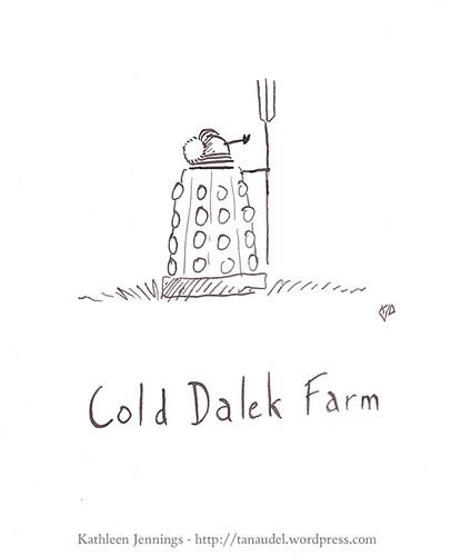 Cold Dalek Farm
