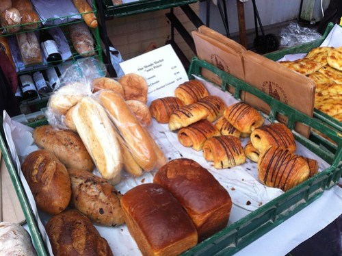 New Norcia Bread & Pastries at Mondo Markets