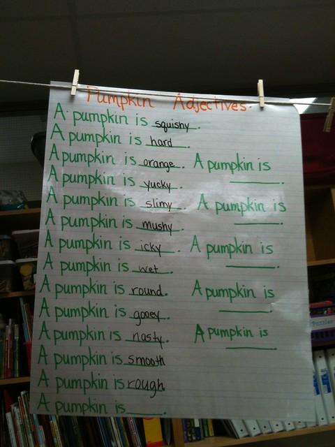Inside Of A Pumpkin Diagram Mrs Ricca39s Kindergarten Pumpkins And