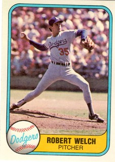 1981 Fleer Baseball Card