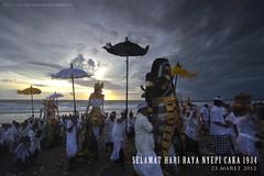 Selamat Hari Raya Nyepi 2012