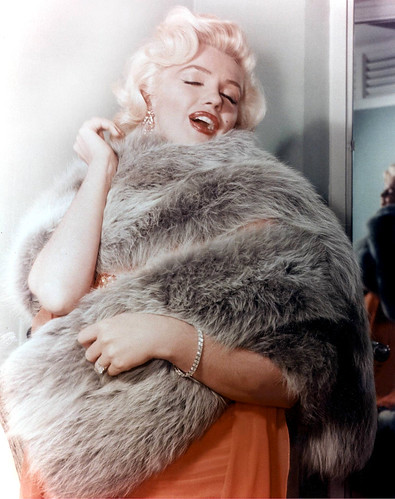 Marilyn Monroe - publicity shot