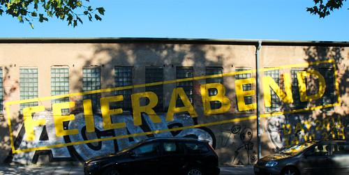 Feierabend Graffiti