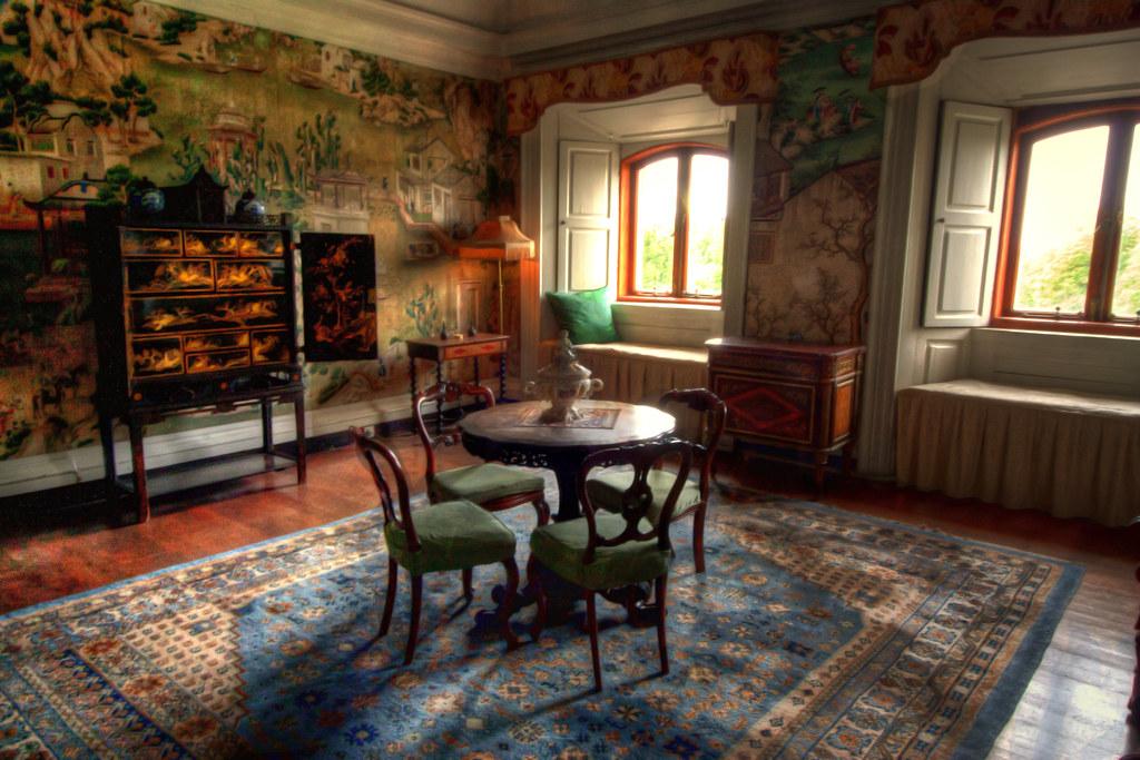 Room In Westport House