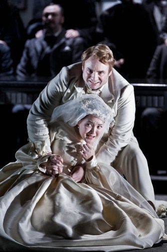 Lucia di Lammermoor - Donizette - English National Opera - Revival - First Night 3 Feb 2010