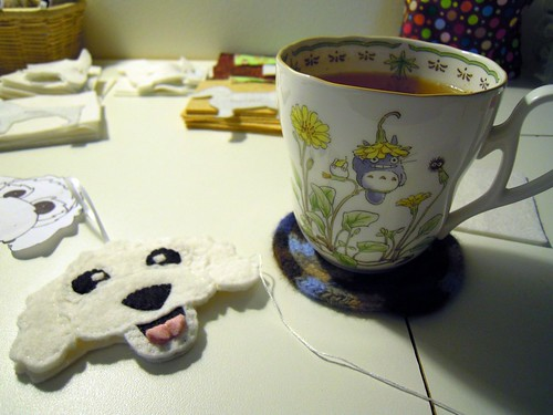 A Doodle and Tea