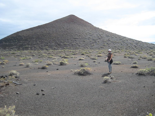 Volcan en La Restinga
