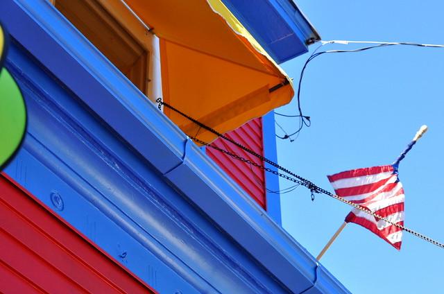 colors + flag