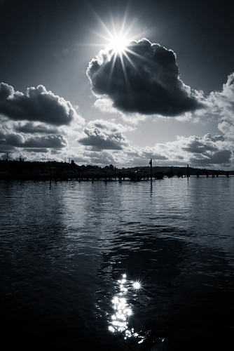 Lake Washington in C-sharp by Terry Schmidbauer