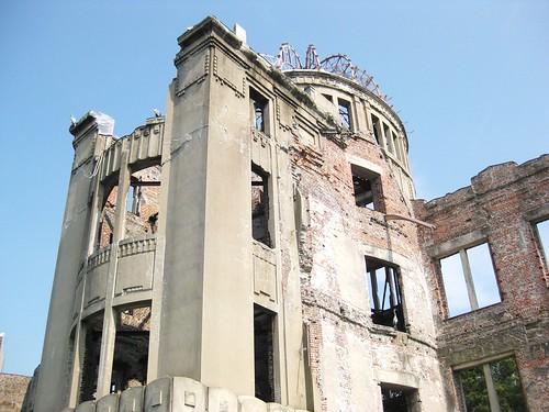 Bomb Dome, Hiroshima, Japan