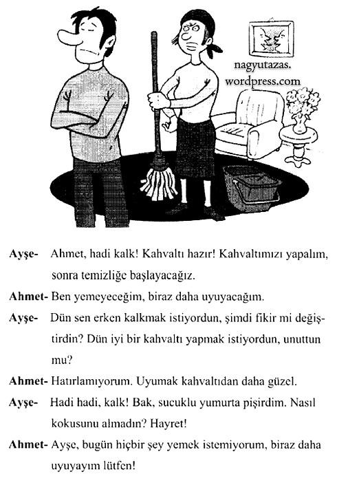 Türkçe okuyorum: Ingyenes Török nyelvkönyv és hanganyag letöltés