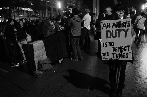 #OWS - DSCF0693 by Marco Cortesi