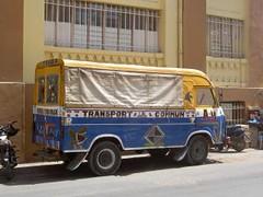 Renault Goelette - Taxi Dakar
