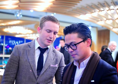 Josh Skenes and Viet Pham