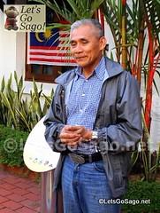 Sabah Tourism Board Chairman YM Dato Seri Tengku Zainal Adlin