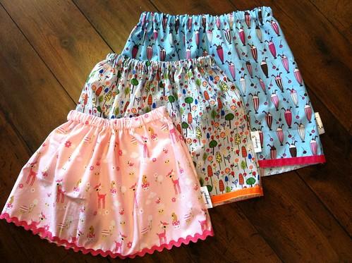 play skirts