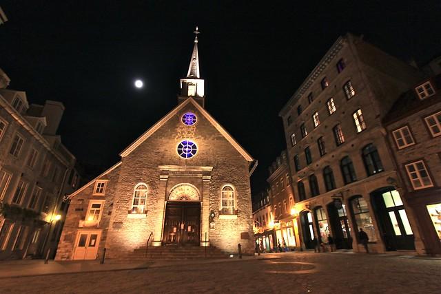 Notre-Dame-des-Victoires, Québec, Canada