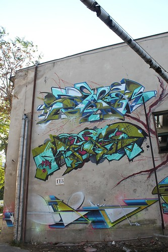 Grafitti vs. Cancer