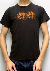 Monkeys on Bikes T-shirt