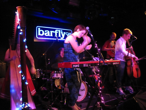 Shadow Orchestra at the Barfly