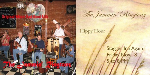 Jammin Ringtonz Hippy Hour 11-18-11