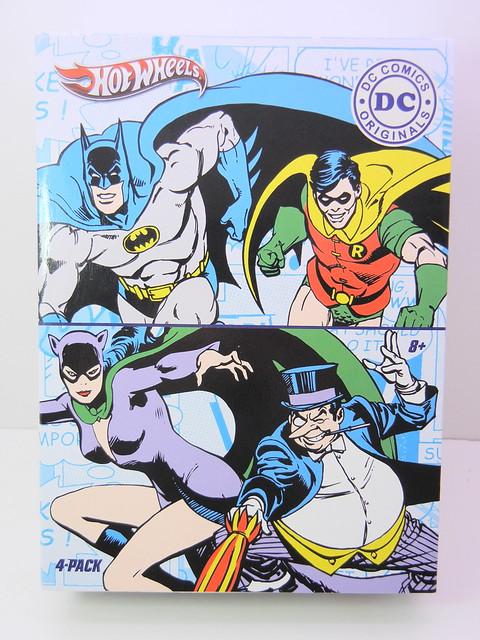 2011 hot wheels dc comics nostalgia 4 pack 1 (1)
