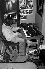Tim And The ARP Synth, 1981