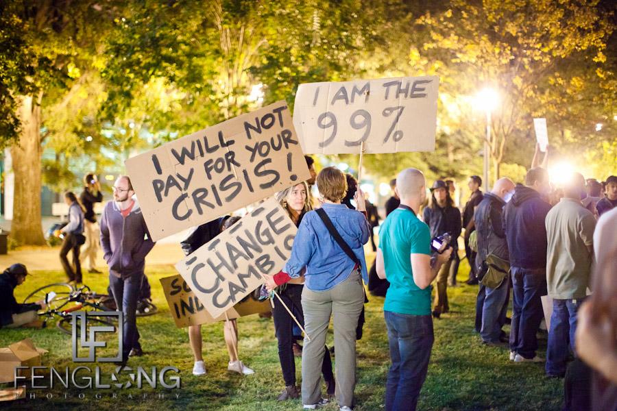 #OccupyAtlanta General Assembly Woodruff Park 10/07 Occupy Atlanta #OccupyWallStreet