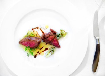 5th Course: Pigeon