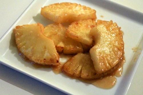 Caramelized Pineapple