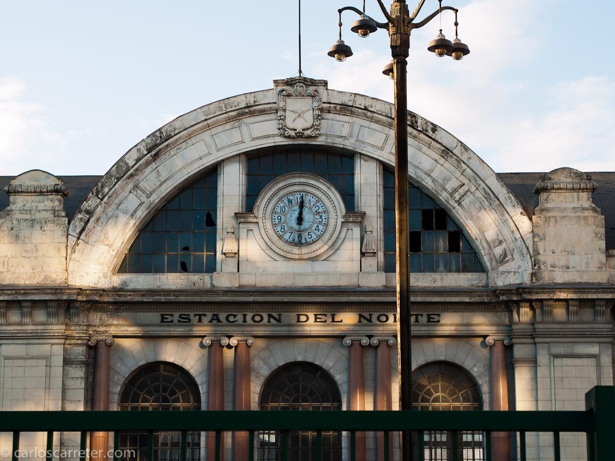 Estación del Norte (Príncipe Pío)