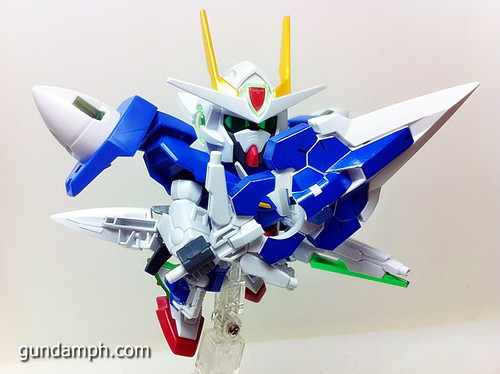 SD 00 Gundam Seven Sword G Review OOB Build GundamPH (38)