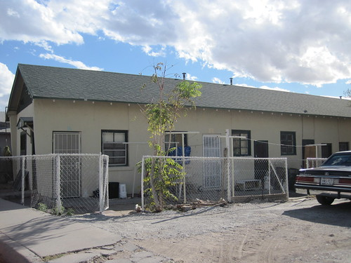 Pictures of Old Ft. Bliss Buildings