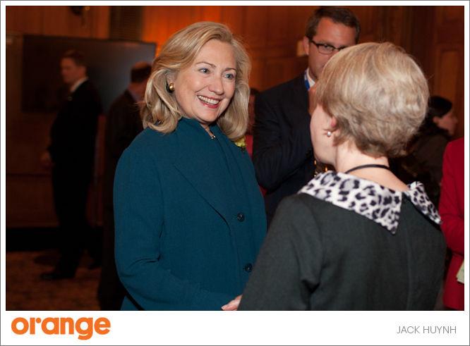 Hillary Clinton | APEC Women and the Economy Summit