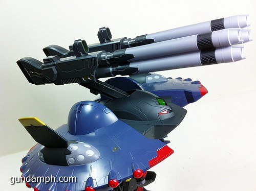 HCM Pro Destroy Gundam 1-200 GFAS-X1 Review (76)