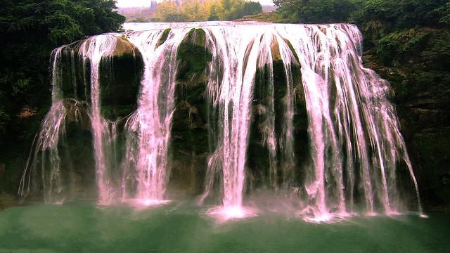 Waterfall.Huangguoshu