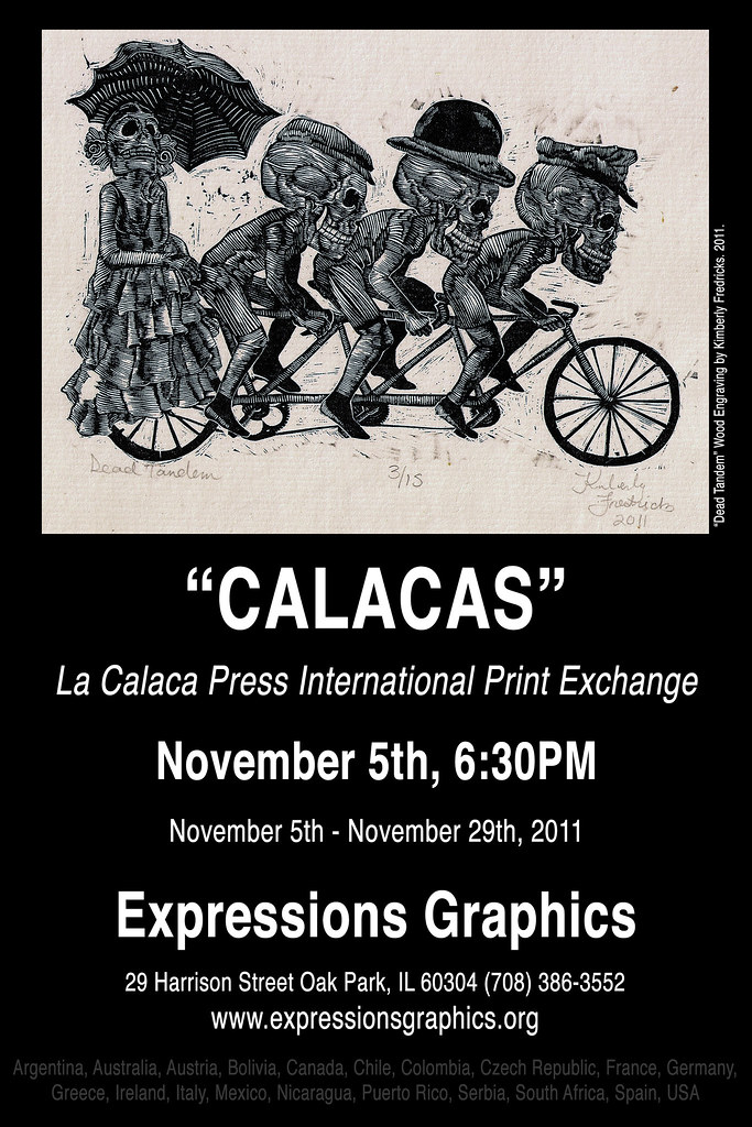 Calacas at Expressions Graphics