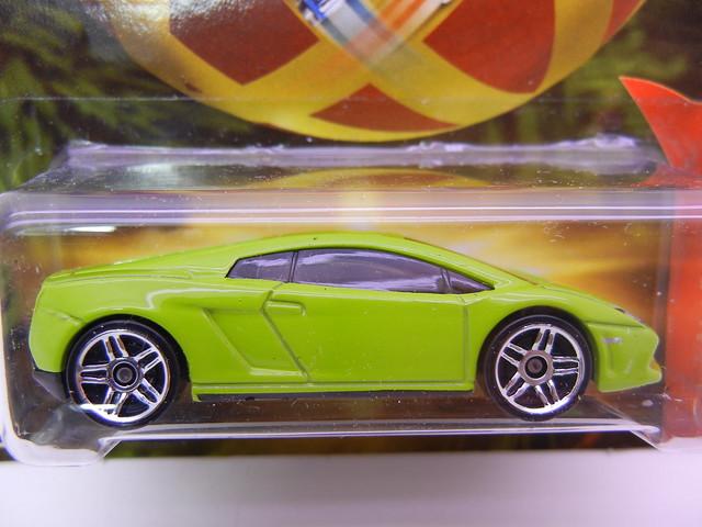 2011 hot wheels holiday hot rods lamborghini gallardo LP560-4  (2)