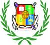 Lyceum Emblem and laureate wreath
