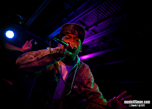 Danny Brown @ The Firebird