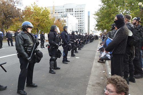 Occupy Denver - Oct. 29, 2011