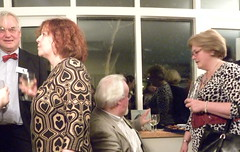 David Fickling, Geraldine Brennan, Ian Beck and Lucy Coats