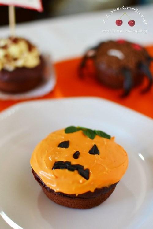 Cupcake zucca