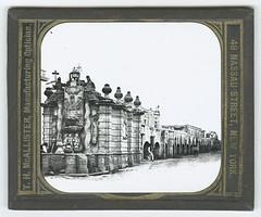 Aqueduct City of Mexico