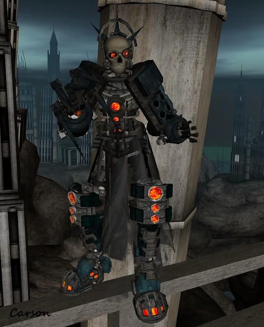 High Mobius Creations - RimeIron Necromancer