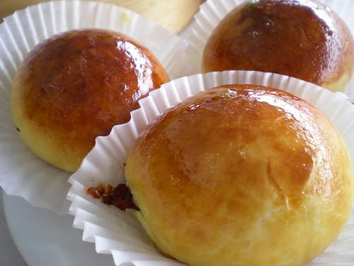 HongFu baked char siew buns 1