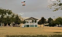 Public Park Gazebo, Clarkdale, Arizona