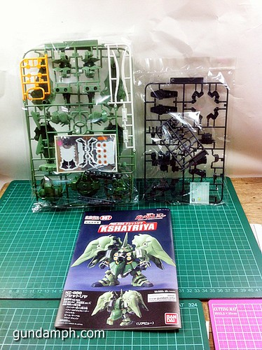 SD Kshatriya Review NZ-666 Unicorn Gundam (8)